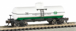 Bachmann 17858 N Scale ACF 36ft.6in. 10,000 Gal Single-Dome Tank Quaker State